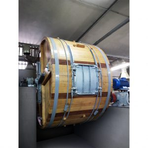 WOOD DRUM for tannery